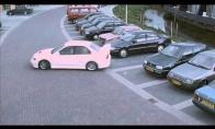 Kaip reikia parkuotis