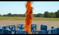 Kaip pagaminti ugnies tornadą?