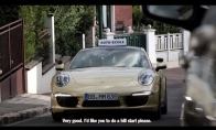 Jei vairavimo egzaminą laikytume su Porsche