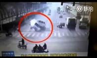 Keisčiausias incidentas kelyje