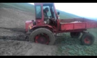 Rimtas traktoristas