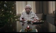 Už širdies griebianti Kalėdinė reklama
