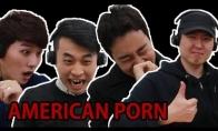 Korėjiečiai pirmą kartą žiūri amerikietiška po*no