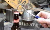 Idėjos savadarbiams butelių atidarytuvams