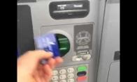 Durniausia bankomato instrukcija