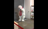 Smagiausias Coca-Cola meškiukas