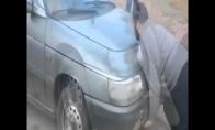 Žmogus vs automobilis