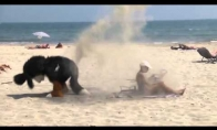 Pliažo išdykėlis