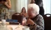 Dovana močiutei