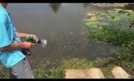 Žvejyba su drėle