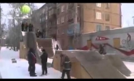 Rusų vaikai rado smagią pramogą