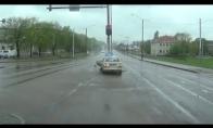 Estijos kelių erelis gavo ko nusipelnė