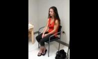 Moteris pirmą kartą išgirsta vyro balsą