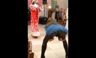 Geriausia šokėja kolektyve