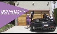 Dvi bobutės ir Lamborghini
