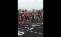 Vėpla bėgimo varžybose