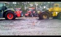 Traktorių kovos