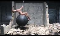 Jei Miley Cyrus klipas būtų be muzikos