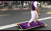 Magiška transporto priemonė