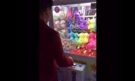 Kaip visada laimėto pliušinius žaislus