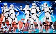 Žvaigždžių karai Britanijos talentuose