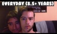 8,5 metų kasdien darėsi po nuotrauką