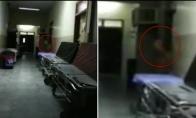 Apleistoje ligoninėje užfiksuojamas vaiduoklis