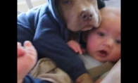 2 vaikeliai