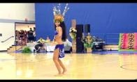 Užburiantis šokis