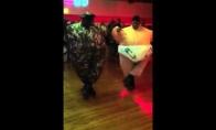 Labai keistas šokis