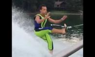 Kaip reikia čiuožti vandeniu