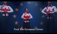 Daina apie britus ir Europos Sąjungą