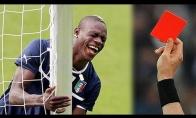 Juokingiausios raudonos kortelės futbolo istorijoje