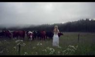 Karvių užkalbėtoja