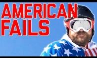 Amerikietiškų FAIL rinkinys