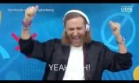 David Guetta parodija EURO 2016 atidarymo ceremonijoje