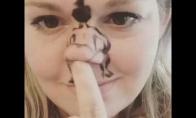 Nosies twerkingas