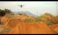 Kaip numušti droną