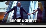 Kontaktas su nepažįstamaisiais