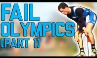 Sportinių FAIL rinkinys