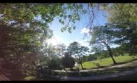 Voverė pavagia Go-Pro kamerą