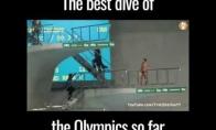 Smagiausias Olimpinis pasirodymas