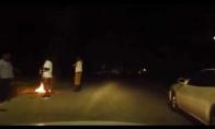 Eilinė naktis Detroito gatvėse