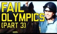 Dar vienas sportininkų-nevykėlių FAIL rinkinys