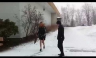 Merginų problemos žiemą