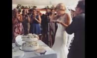 Greitas būdas sugadinti vestuves