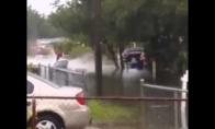 Ką daryti jei tavo mieste potvynis