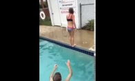 Skausmingas salto