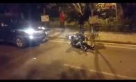 Eilinė motociklininko diena