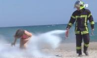 Piktas gaisrininkas